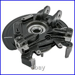 Wheel Hub Steering Knuckle Assembly Rear Left Right For Ford Explorer 2002-2005