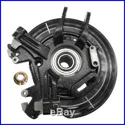 Wheel Hub Steering Knuckle Assembly Rear Right For 2002-2005 Ford Explorer