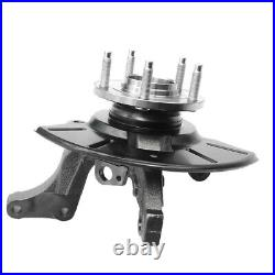 Wheel Hub Steering Knuckle Assembly Right For Ford Escape Mazda Tribute Mercury
